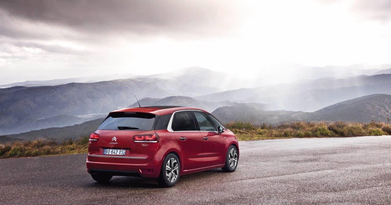 Nuevo Citroën C4 Picasso