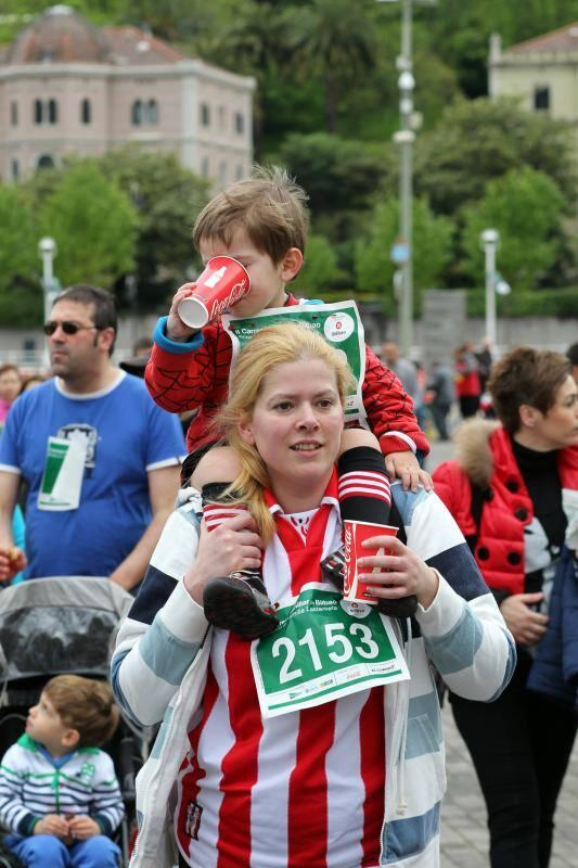 II Carrera de la Familia en Bilbao