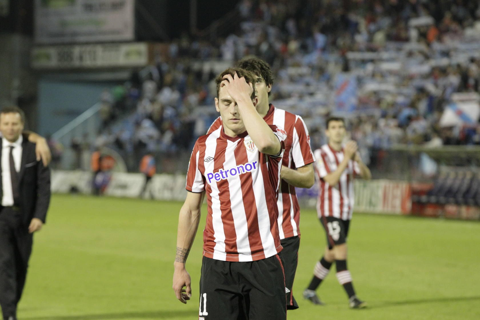 Im&aacute;genes del Celta-Athletic