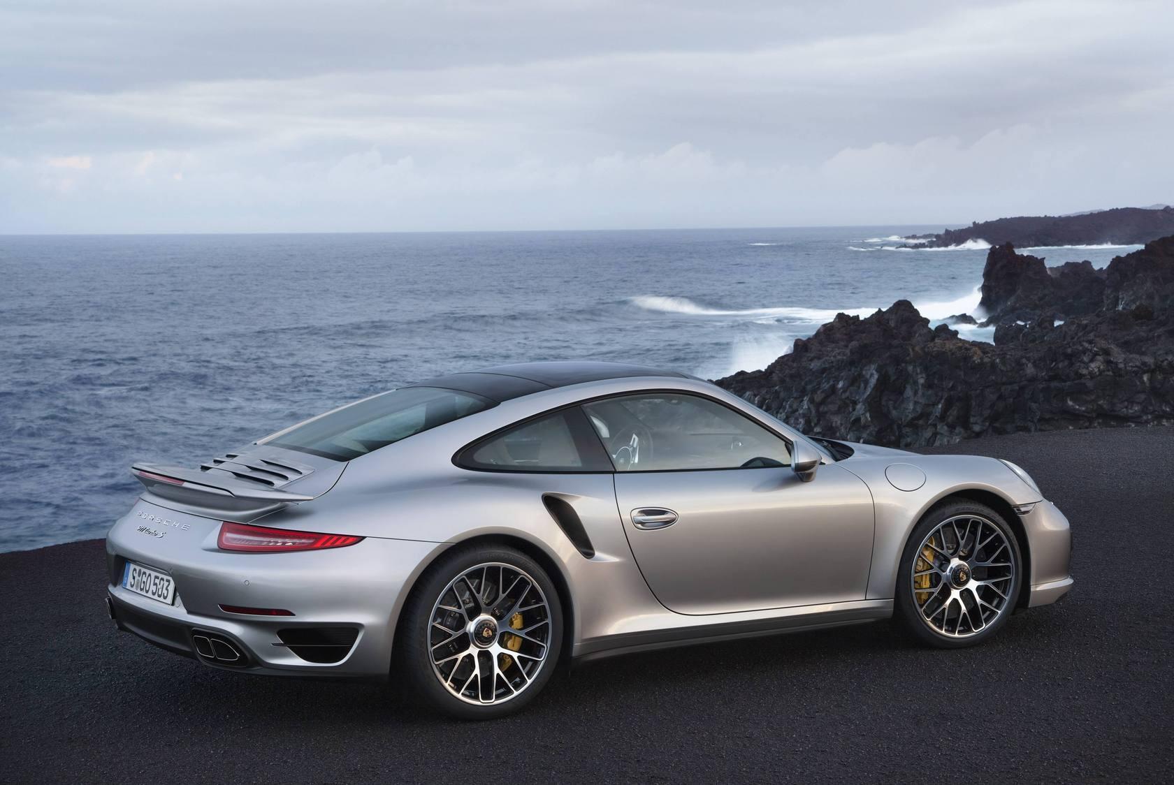 Nuevos Porsche 911 Turbo y 911 Turbo S