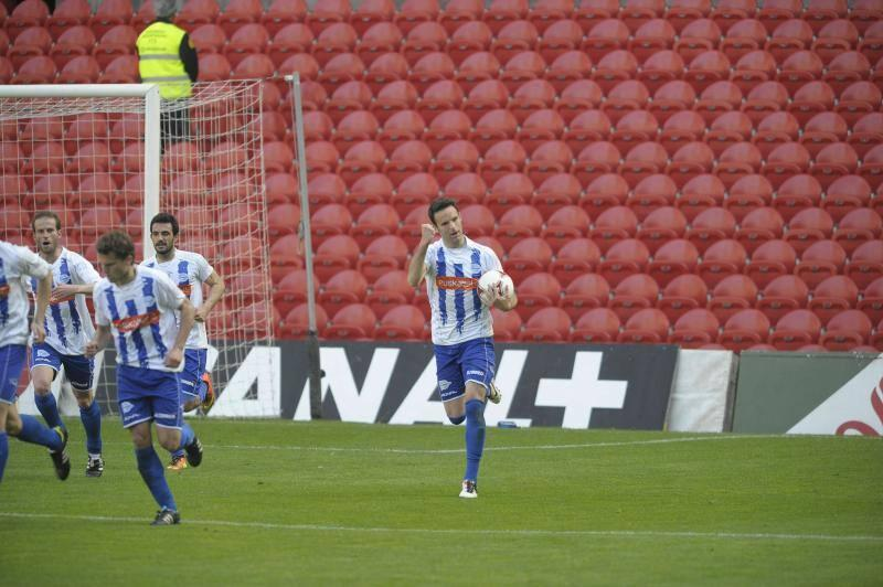 Fotos del Bilbao Athletic - Alavés