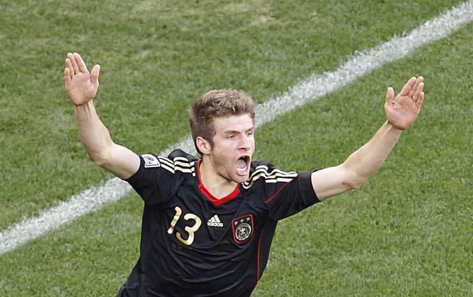 Alemana le saca los colores a Argentina