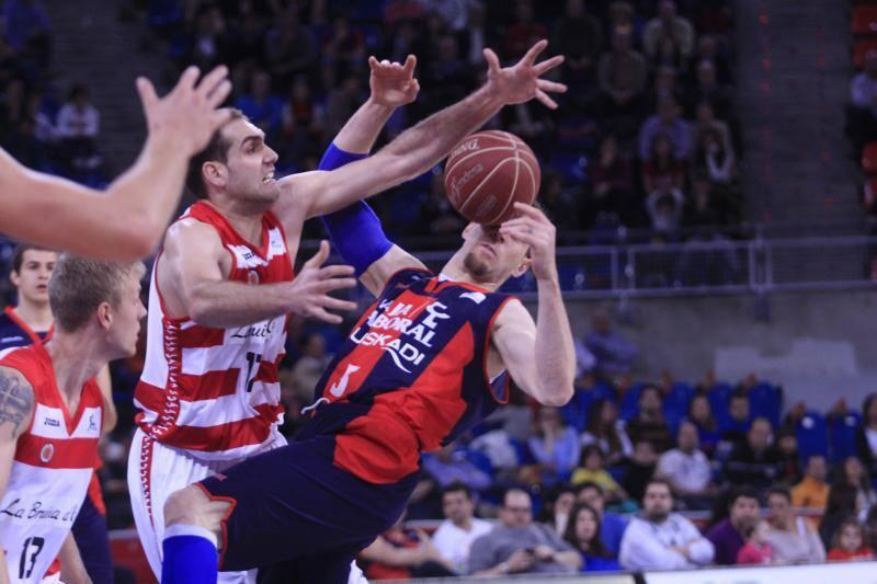 Fotos del Baskonia - Manresa