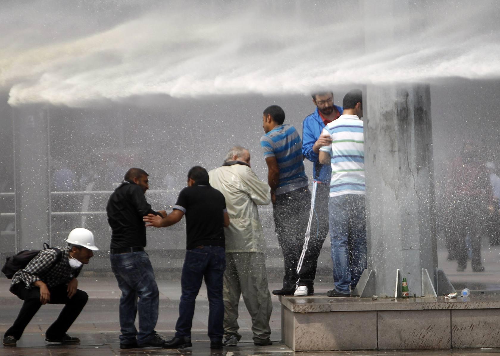 Domingo de tensión en Turquía