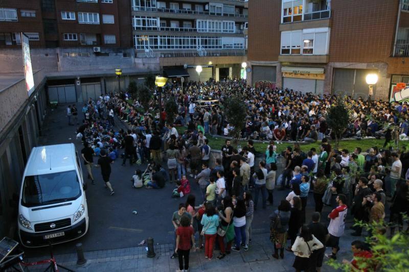 Fotos de la final de la Eurocup vista en Santutxu