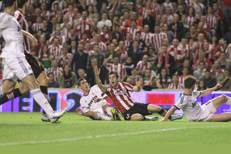 Fotos del Athletic - Real Madrid