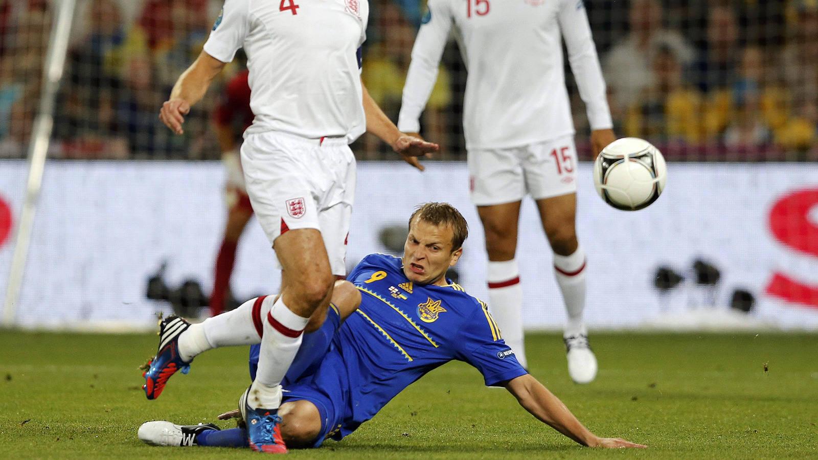 Inglaterra-Ucrania