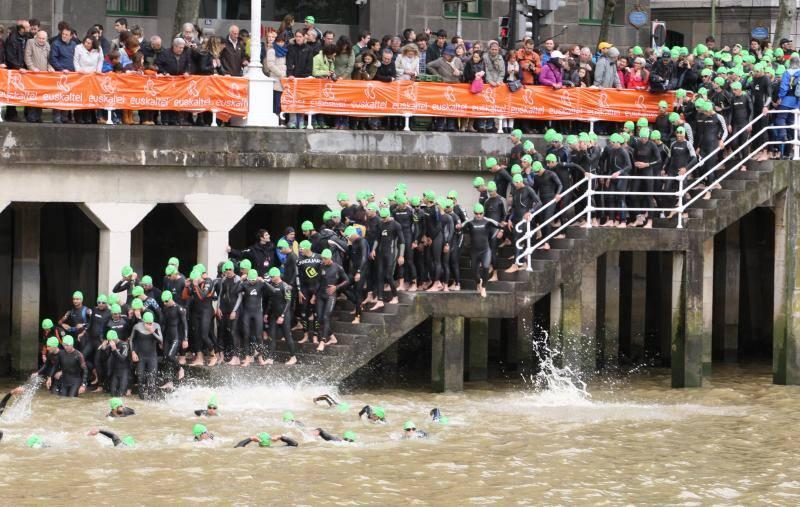 Fotos del Triatl&oacute;n de Bilbao