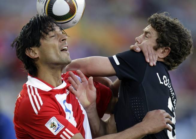 Paraguay se mete en octavos como primera de grupo