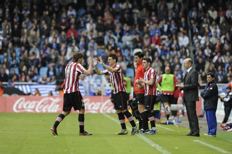 Bielsa le hace un 'Muniain' a Aduriz