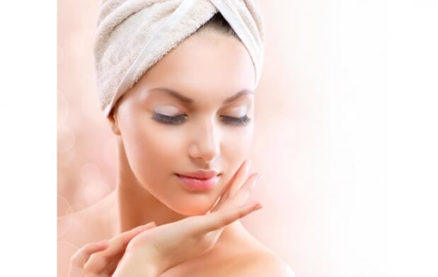 Higiene facial + ozono + hidratación