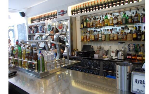 Pintxos Gourmet y Martini preparado