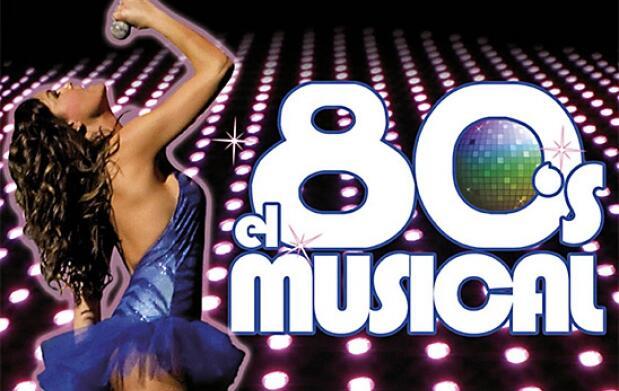 80's El Musical en Palacio Euskalduna