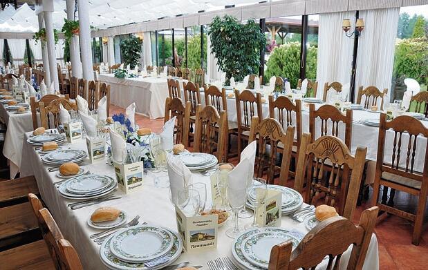 Menú gourmet en el Asador Aramendi