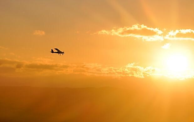 Vive la experiencia de volar