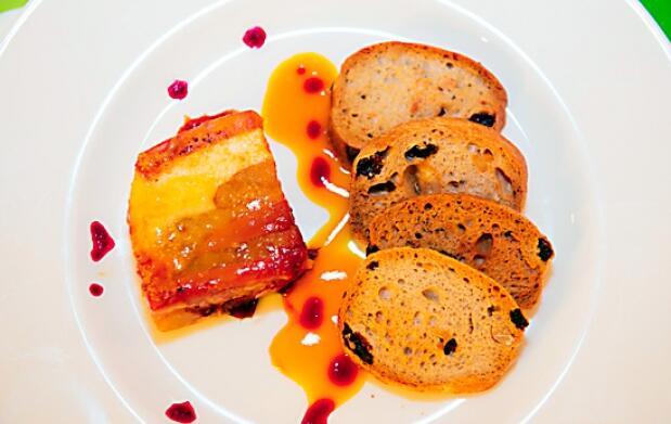 Menú de lujo en Restaurante Arimendi