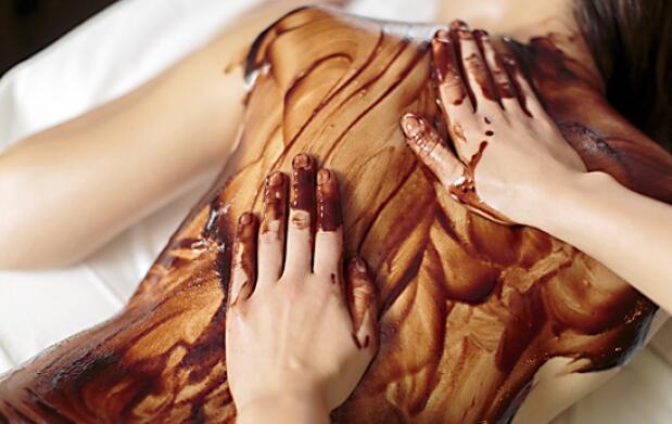 Masaje con chocolate caliente + SPA