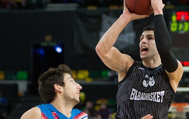 Entradas Bilbao Basket vs Nizhny Novgorod
