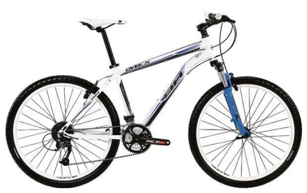 Bicicleta de montaña BH A10S2 OVERX 5.5