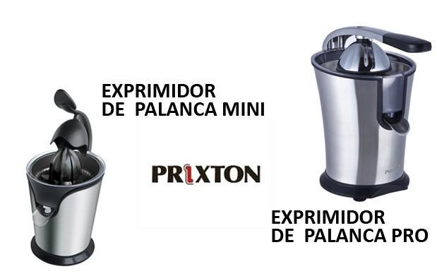 Exprimidor Electrico con Palanca Prixton