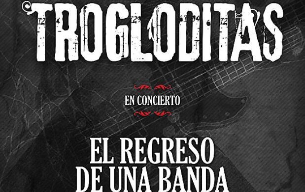 Trogloditas en concierto por 5€