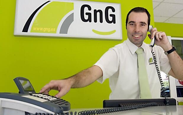 Revisión de mantenimiento y más en GnG