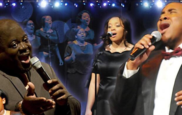 Mississippi Gospel Choir en Euskalduna