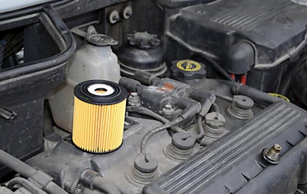 Cambio de aceite + sustitución de filtro