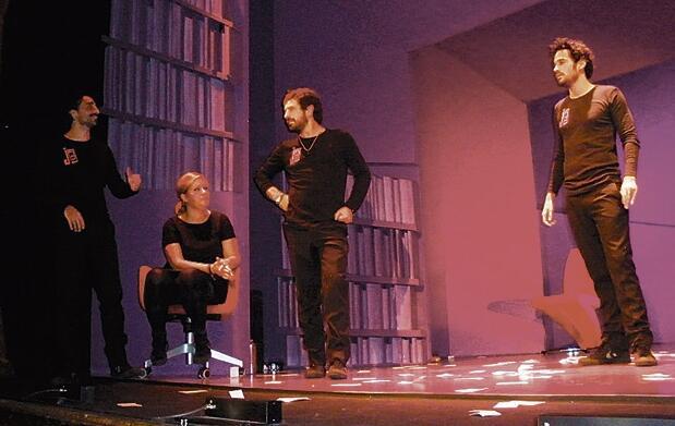 Jamming: Espectáculo de improvisación