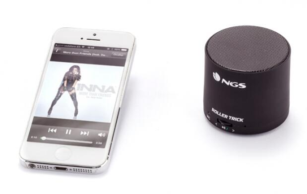 Minialtavoz Bluetooth