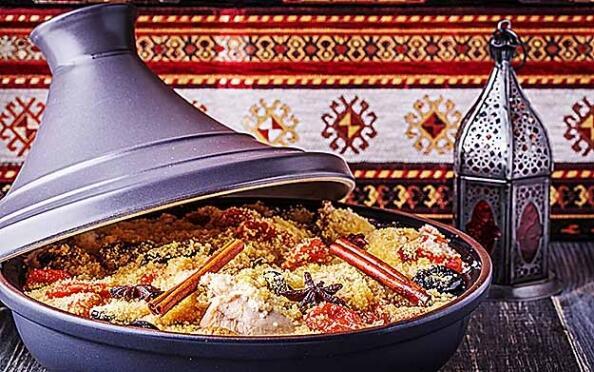 Menú árabe para dos en Bilbao