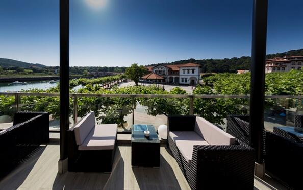 Hotel + desayuno en Plentzia con entradas al Guggenheim