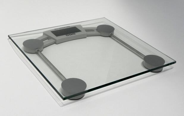Báscula de baño electrónica