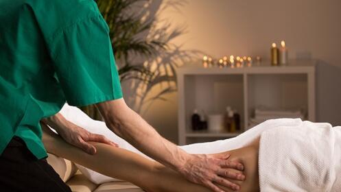 3 o 6 sesiones de cavitación + masaje