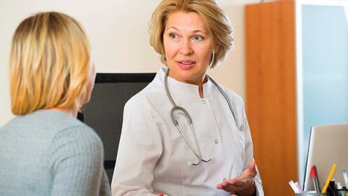 Revisión ginecológica en Clínica Florida 6
