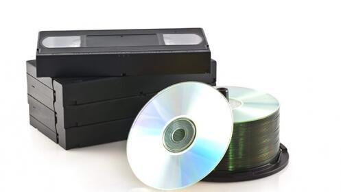 Pasa tus cintas VHS a DVD en FotoIkatz