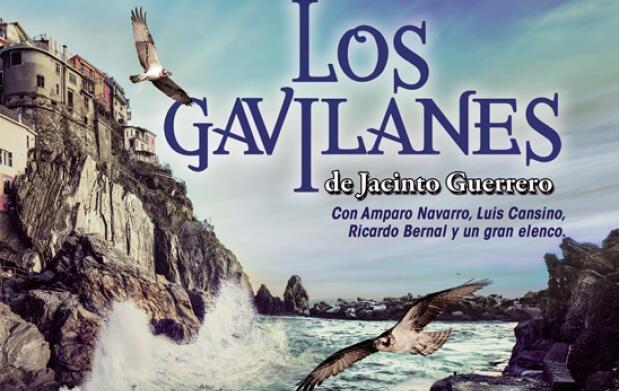Zarzuela 'Los Gavilanes' en el Euskalduna