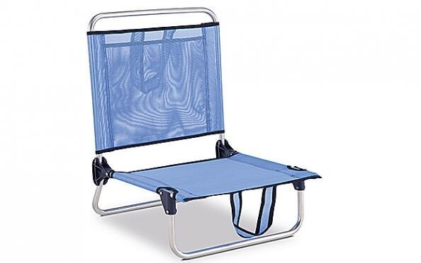 La silla de playa m�s ligera