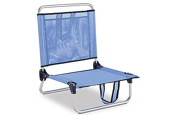 La silla de playa más ligera