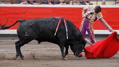 Toros con El Juli, Padilla, Talavante…
