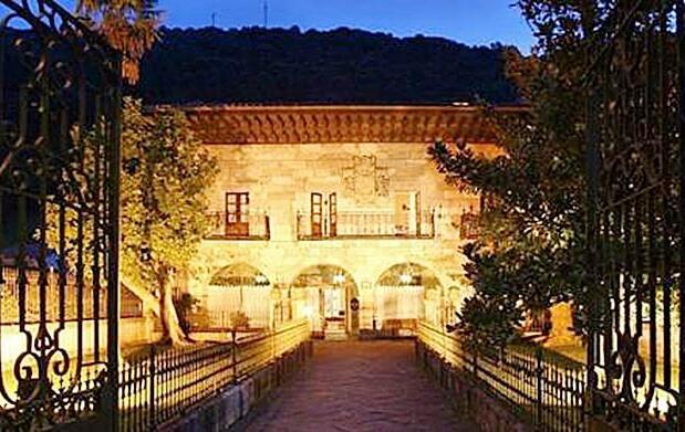 Menú sin límites en el Palacio Guevara