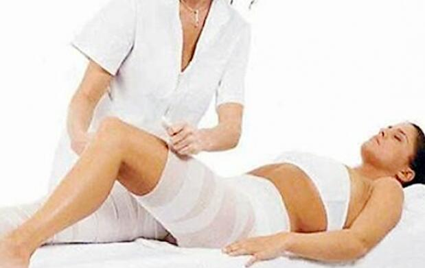 5 sesiones presoterapia + vendas frías + masaje