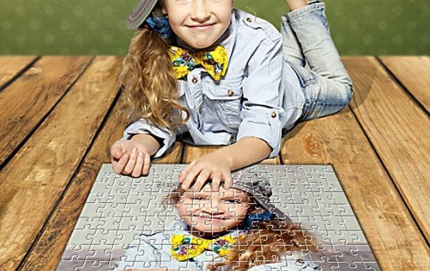 Diseña tu puzzle con la foto que quieras