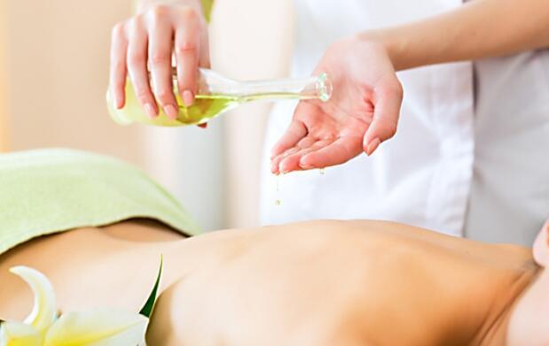 Higiene y relajación completa de espalda