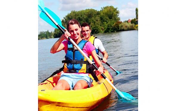 Travesía guiada en kayak de 2 horas y media por la reserva de Urdaibai
