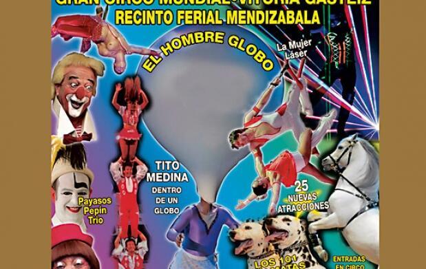 Entradas Gran Circo Mundial 5 y 6 agosto