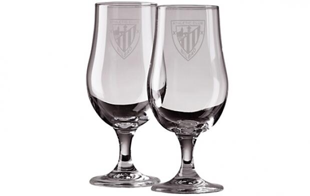 Copas y vasos del Athletic