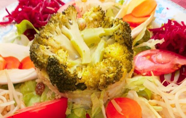 Cenas vegetarianas viernes y sábados