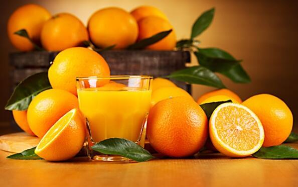 Caja de naranjas de zumo Navelane