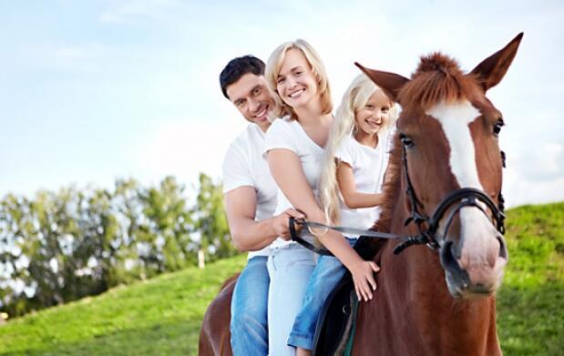 Otoño a caballo en el Valle de Mena